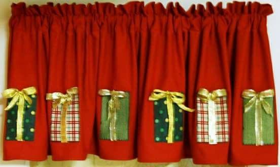 Pin de Jackie dt en cortinas Pinterest Navidad, Cortinas y