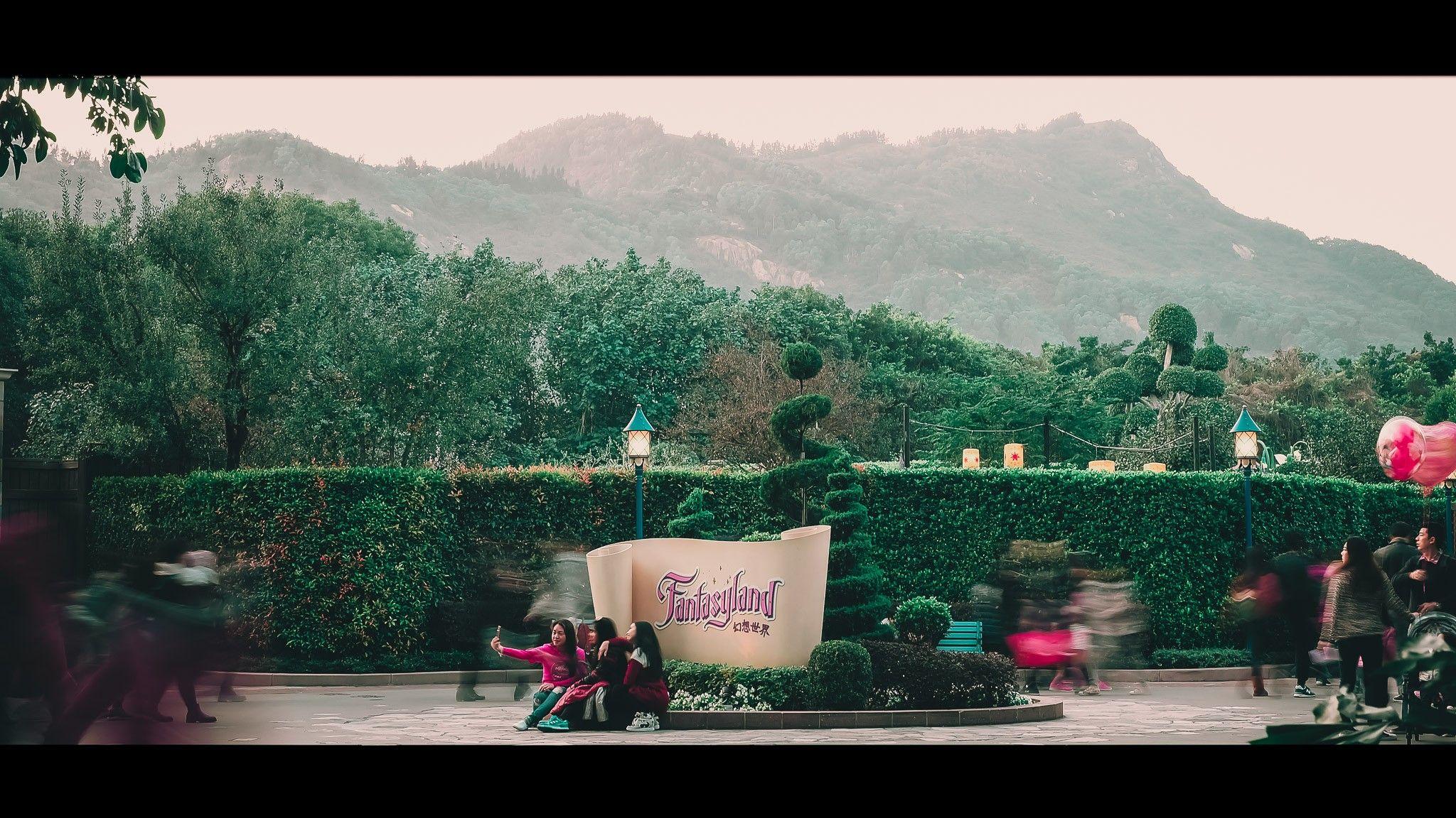 Hong Kong Fantasyland