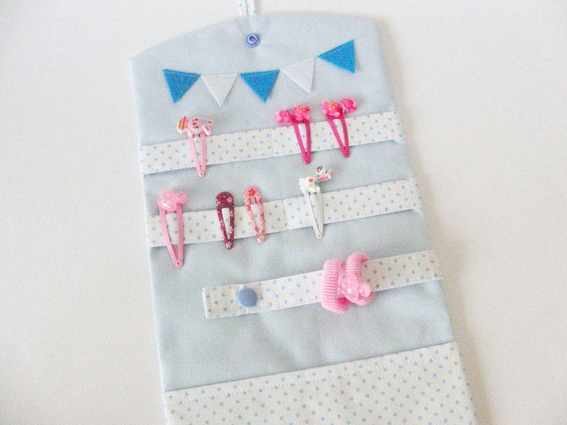 Haarspangenhalter - Haarspangen-Utensilo Haarspangenhalter - ein ...