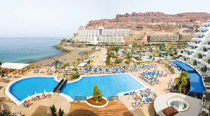 Suite Princess Hotel Gran Canaria All Inclusive Only Adults Hotel