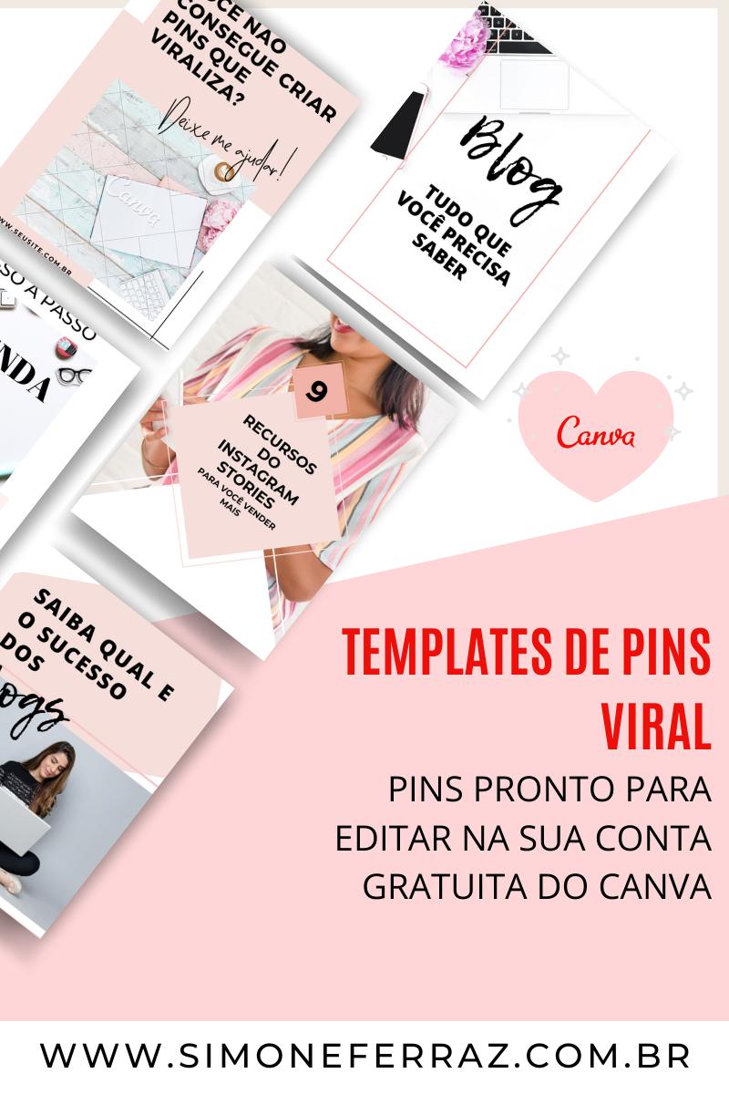 MODELOS DE PINS VIRAL PRONTO PARA DOWNLOAD