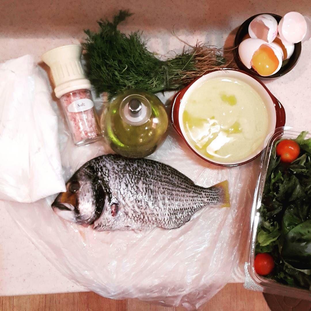 Viral Mojos Fish Party Food