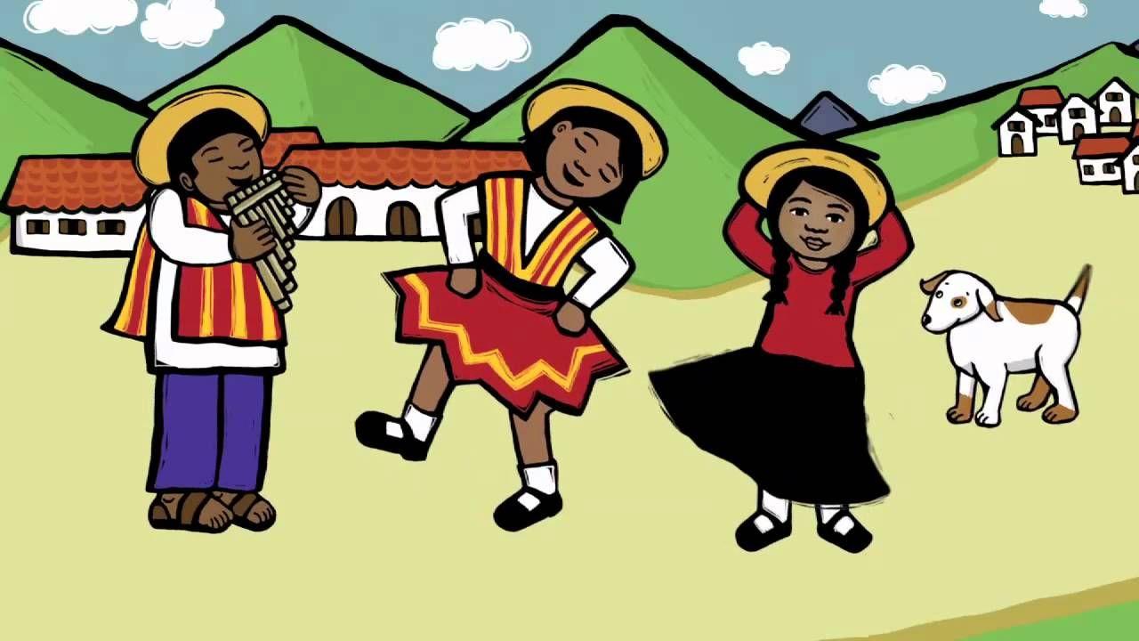 Niños Campesinos Animados - Buscar Con Google