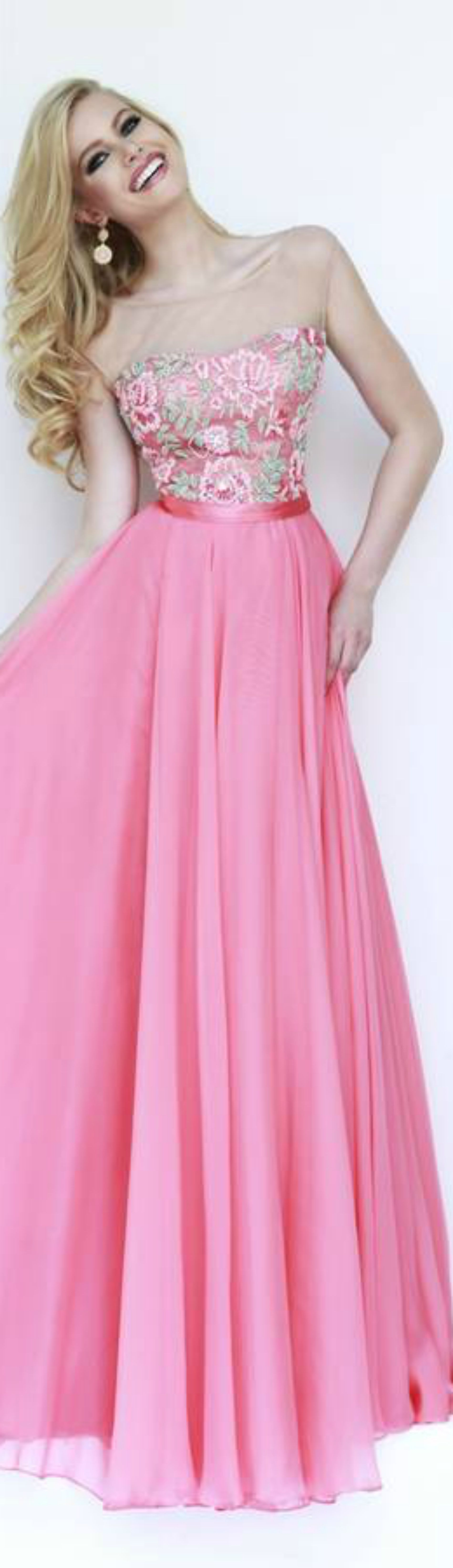 Sherri Hill Spring 2015 | Pretty Pink | Pinterest | Spring and ...