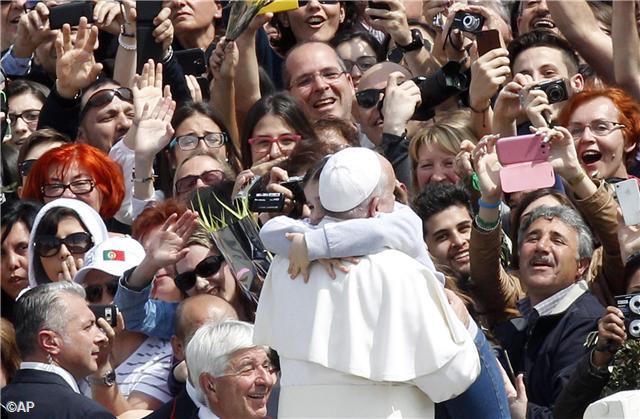 Pape François - Pope Francis - Papa Francesco - Papa Francisco - Dimanche des Rameaux 2014