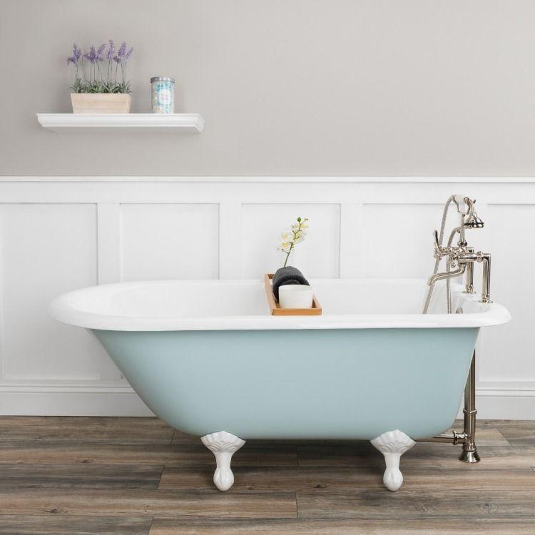 Clawfoot Bathtubs For Small Bathrooms Traditional Bathroom