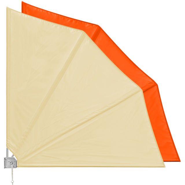 Balkonfacher Sichtschutz Windschutz Balkonsichtschutz Sonnenschutz