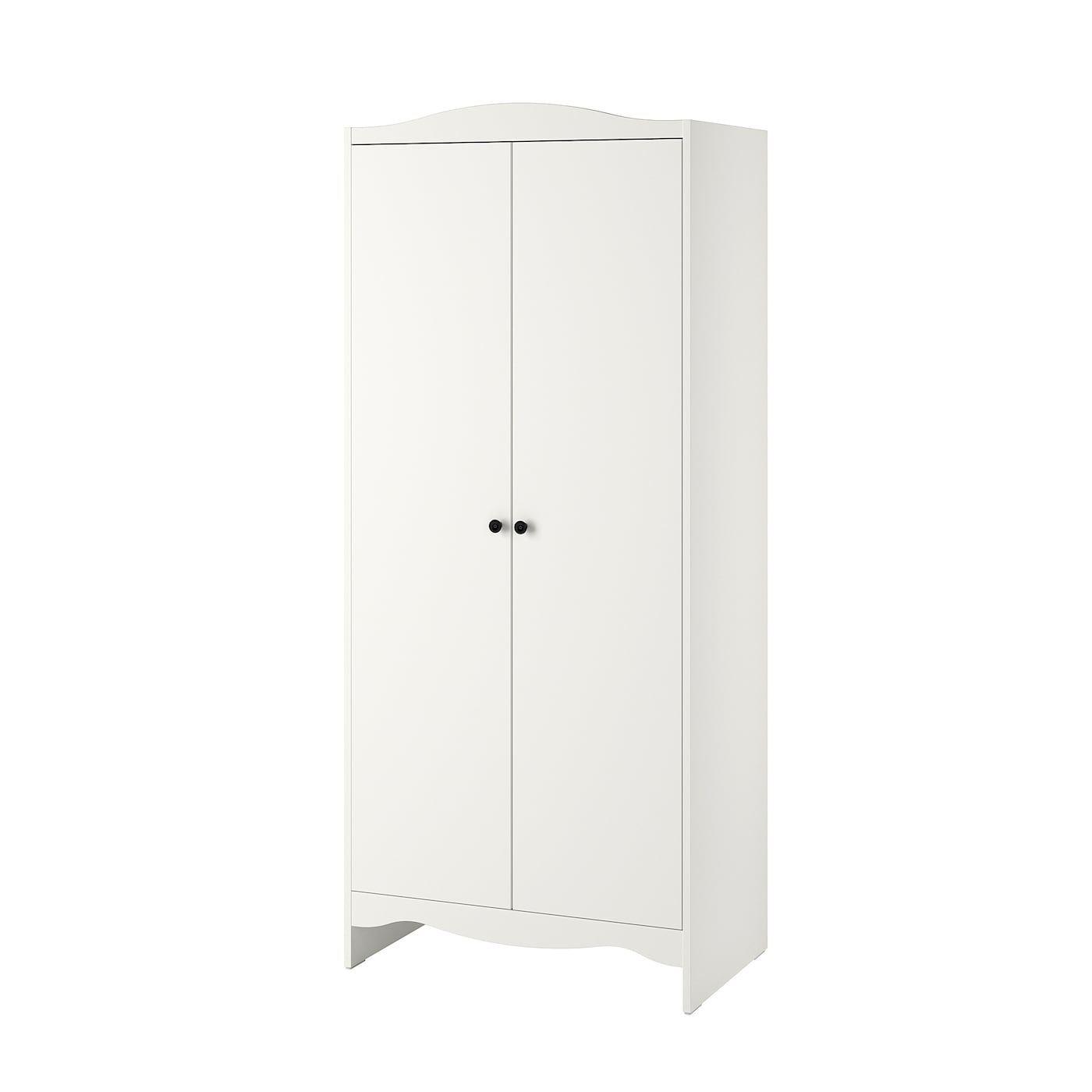 Smagora Kleiderschrank Weiss Ikea Osterreich In 2020 Ikea Ikea Storage Furniture Adjustable Shelving