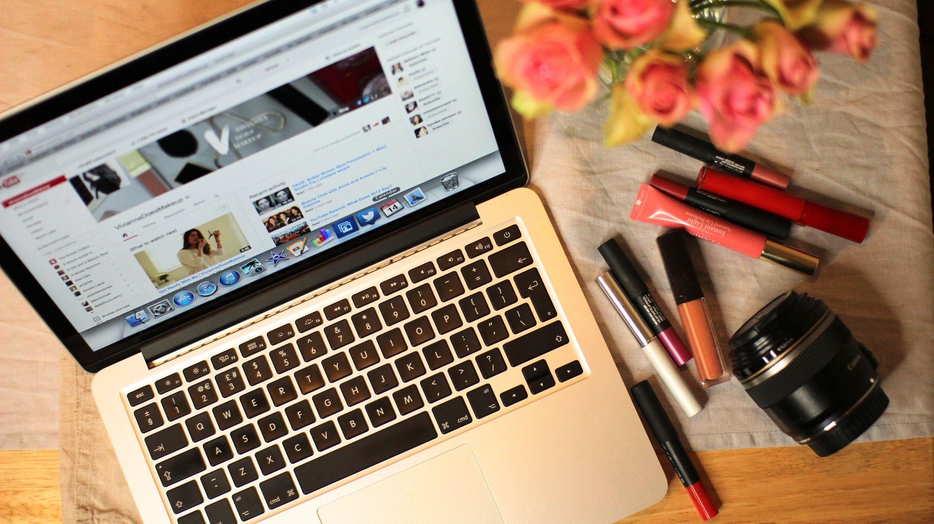 Watch our 'How to Start a Blog' Video on Lily's Channel