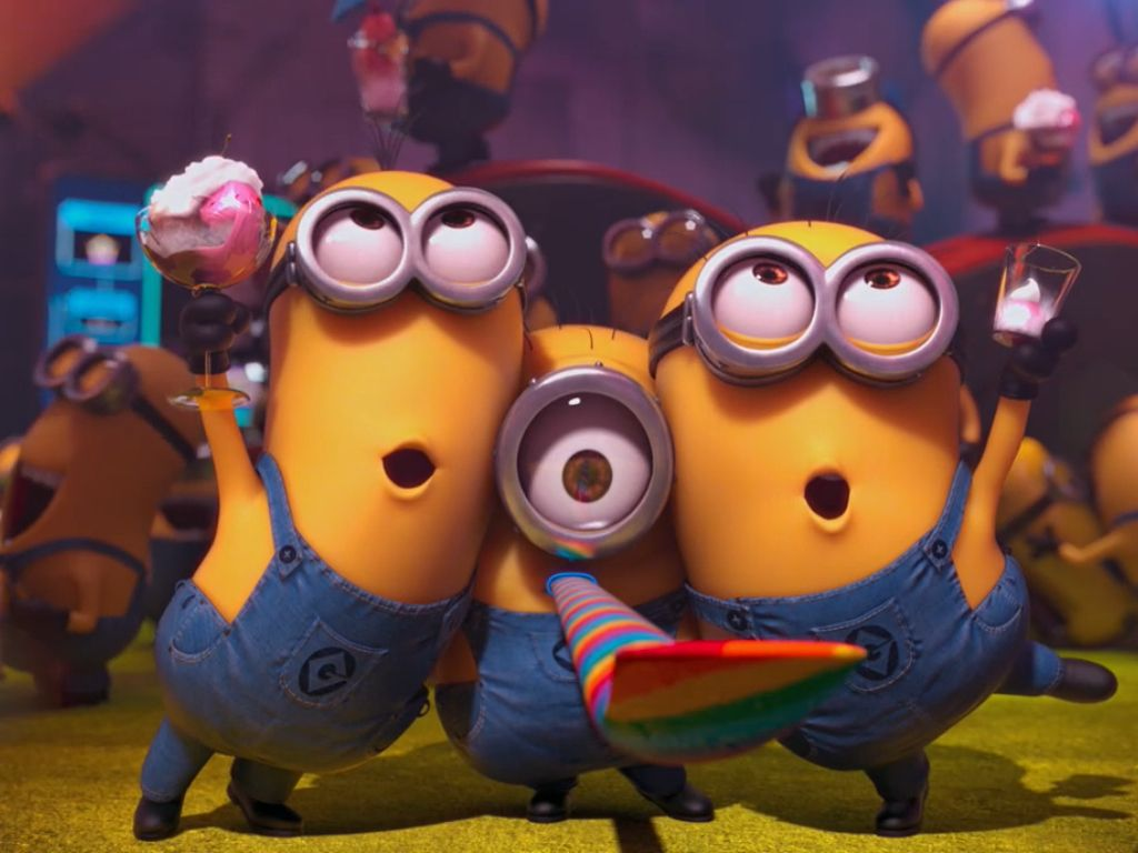 Now that's what I call getting chocolate wasted. | Minions | Pinterest