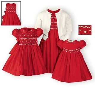 Christmas-dress-little-girls-3 | Christmas Winter Dolls and ...