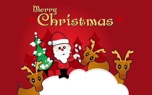wishing you christmas with love