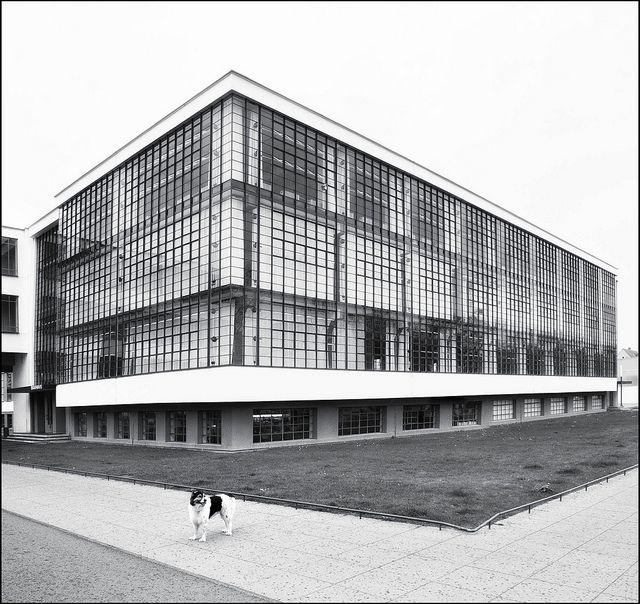walter gropius bauhaus dessau 1925 1926 history of design pinterest bauhaus building. Black Bedroom Furniture Sets. Home Design Ideas