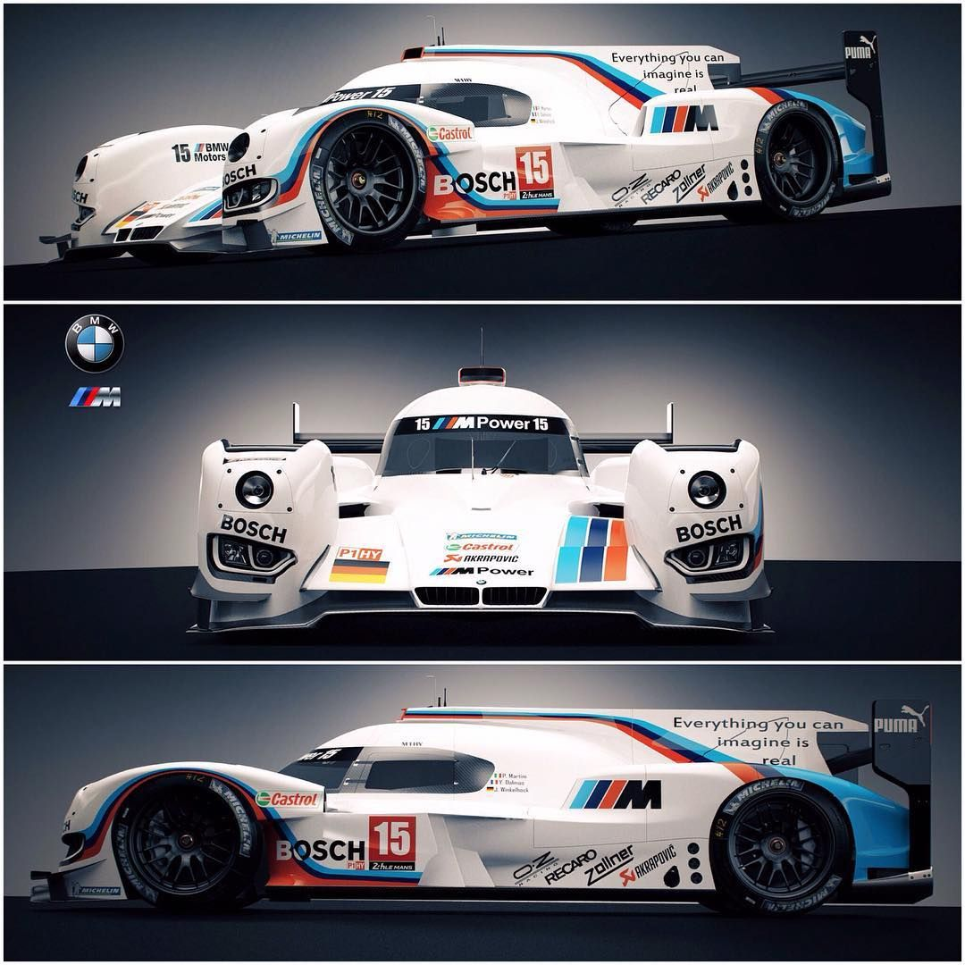 project bmw lmp1 bmw will return to the le mans 24 hours. Black Bedroom Furniture Sets. Home Design Ideas