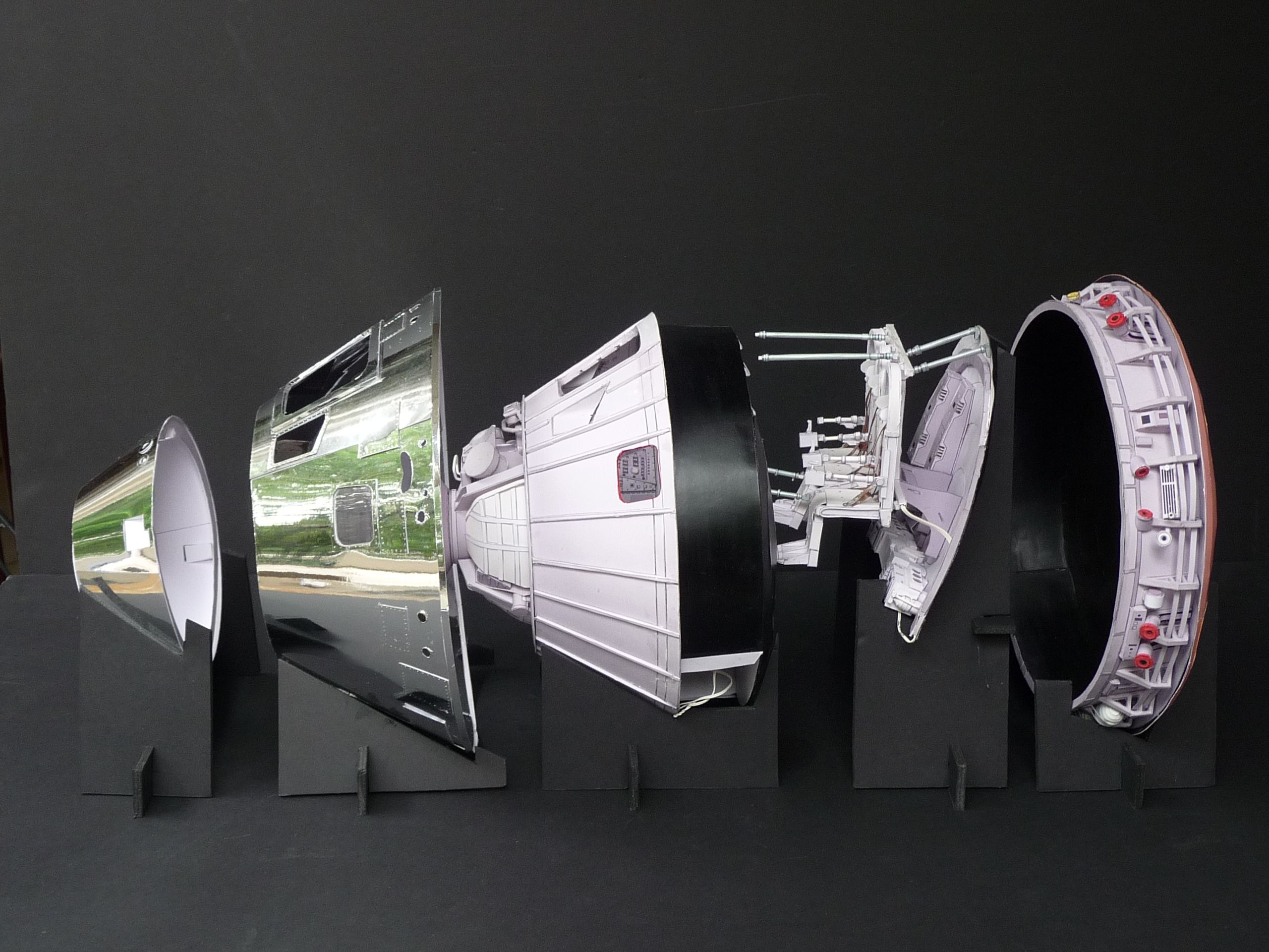 paper spacecraft models - photo #43