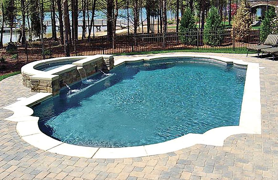 Small And Best Backyard Pool Landscaping Ideas Great Affordable Backyard Ideas Swimming Pool Pictures Backyard Pool Swimming Pools Backyard