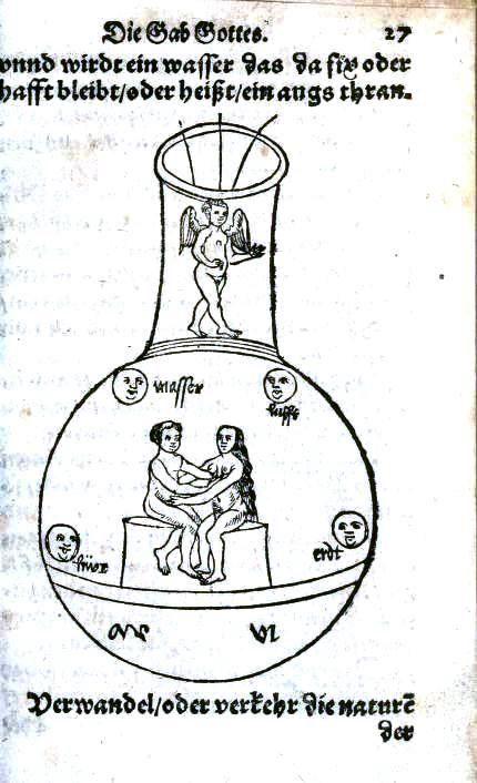 Resultado De Imagen Para Medieval Alchemy German Woodblock