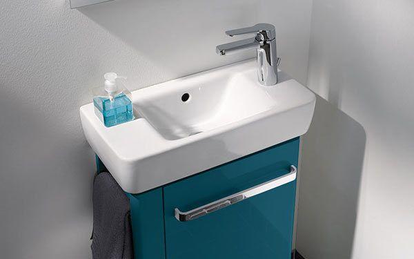 lave mains decotec prima style compact rectangulaire avec. Black Bedroom Furniture Sets. Home Design Ideas