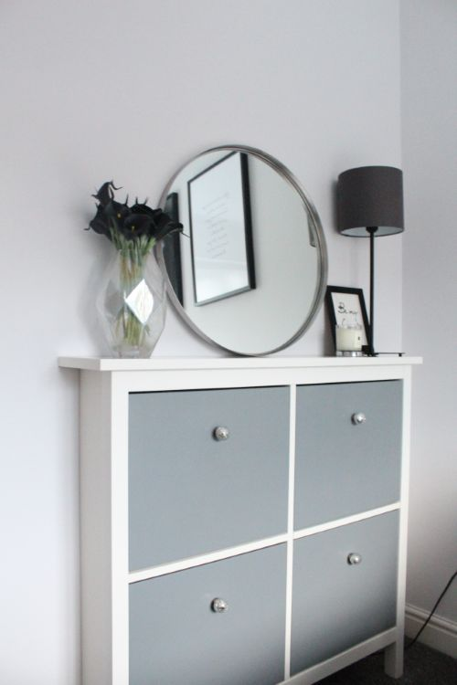 Schuhschrank ikea  Ikea Hemnes Hack: Shoe Cabinet | HEMNES, Ikea hack and DIY furniture