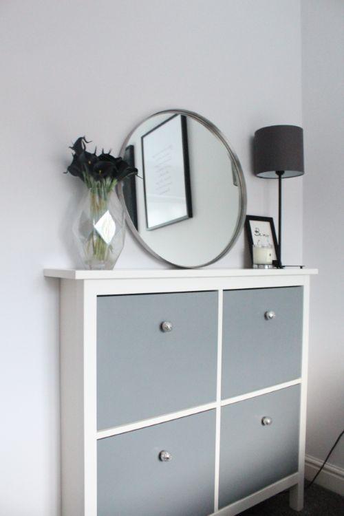 ikea hemnes hack shoe cabinet recibidor y hogar. Black Bedroom Furniture Sets. Home Design Ideas