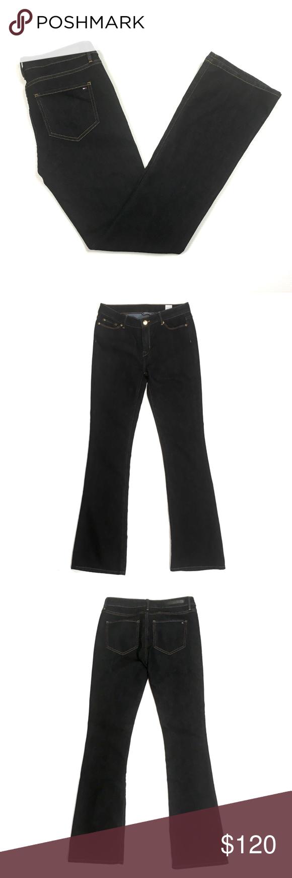 38a0a6829 Tommy Hilfiger Skinny Bootcut Vegas jeans dark Tommy Hilfiger Skinny  Bootcut Vegas jeans dark wash.