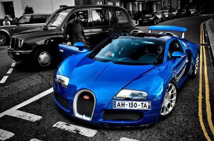 Bugetti Veyron