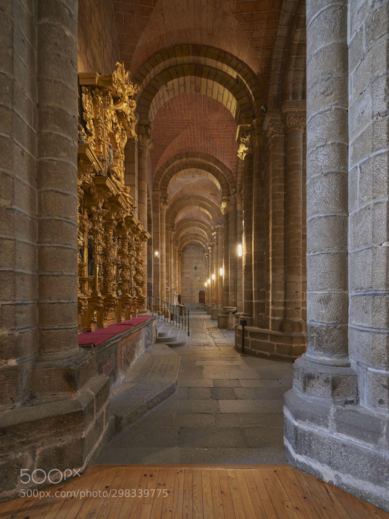 Basílica De San Vicente ávila By Neobit Romanesque Architecture San Vicente Architecture