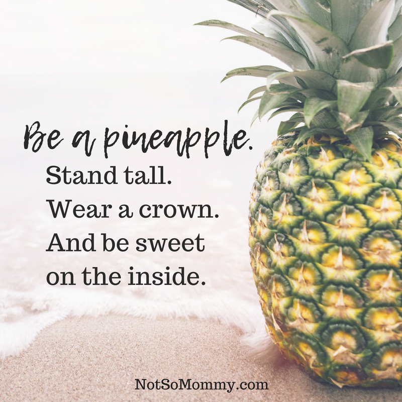 Pineapples A Symbol Of Friendship For The Infertile Not