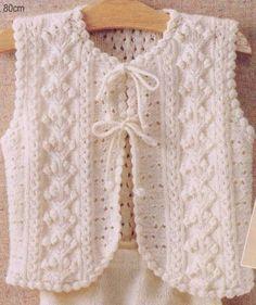 chalecos para niños tejidos con dos agujas - Saferbrowser Yahoo Image Search Results