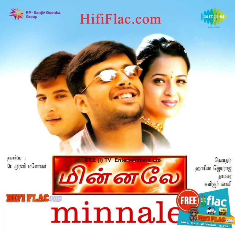 Minnale 2001 Tamil Digitalrip Flac Hififlac Mp3 Song Mp3 Song Download Songs