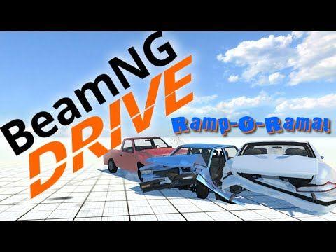 Ramp O Rama Beamng Drive Pc Gameplay 60fps 1080p Simulation