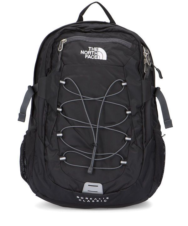 THE NORTH FACE Black Borealis Classic Backpack | Classic