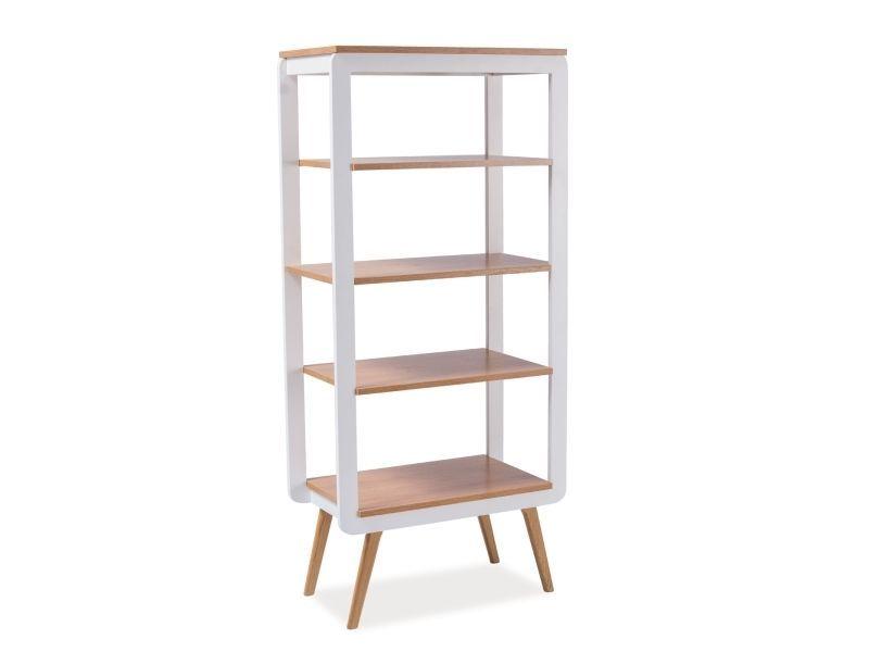 Regal Design skandinavisch Holz MOSSO R in Möbel & Wohnen, Möbel ...