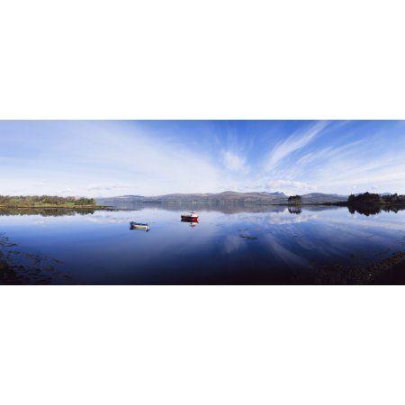 Kenmare Bay Co Kerry Ireland Canvas Art - The Irish Image Collection Design Pics (44 x 18)