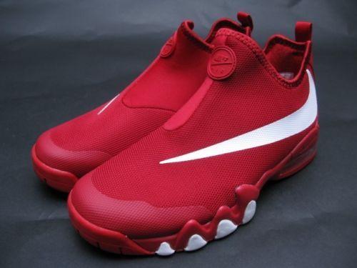 NIKE BIG SWOOSH RED BLACK WHITE BASKETBALL SHOES 832759 600 White  Basketball Shoes 75a756912