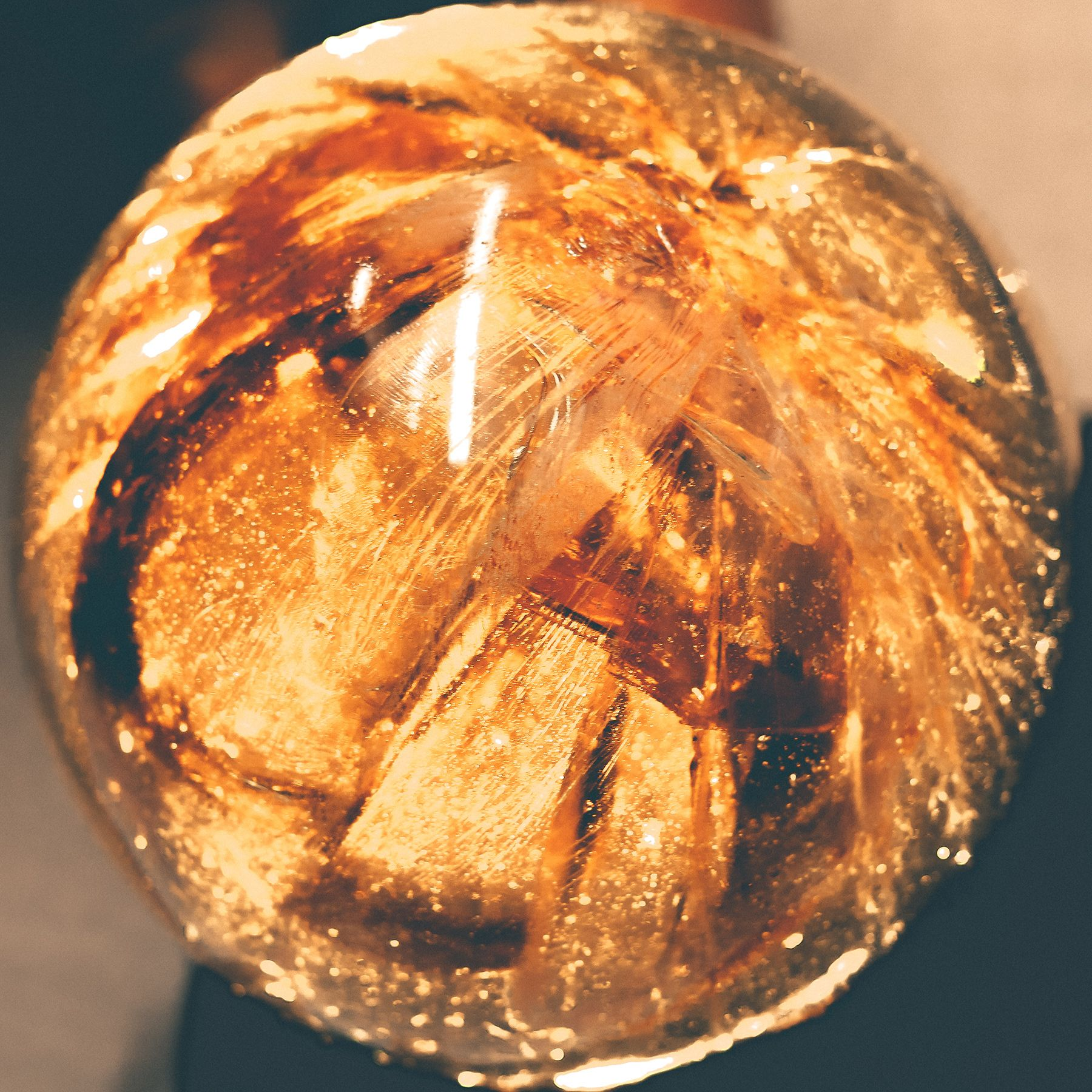 Look inside my crystal ball of distillate and tell me what