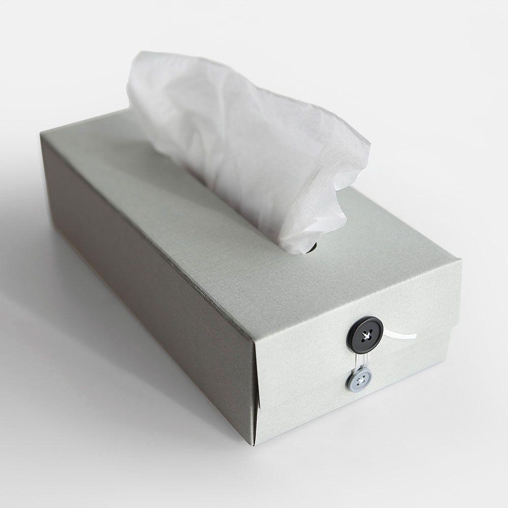 ソ紊 眼 ソ絲上 Oncrete Craft Button Tissue Box Grey 潟 潟 c 激 Craft One ャ 若 111627鐚 L W ティッシュボックス ティッシュ箱 ボックス