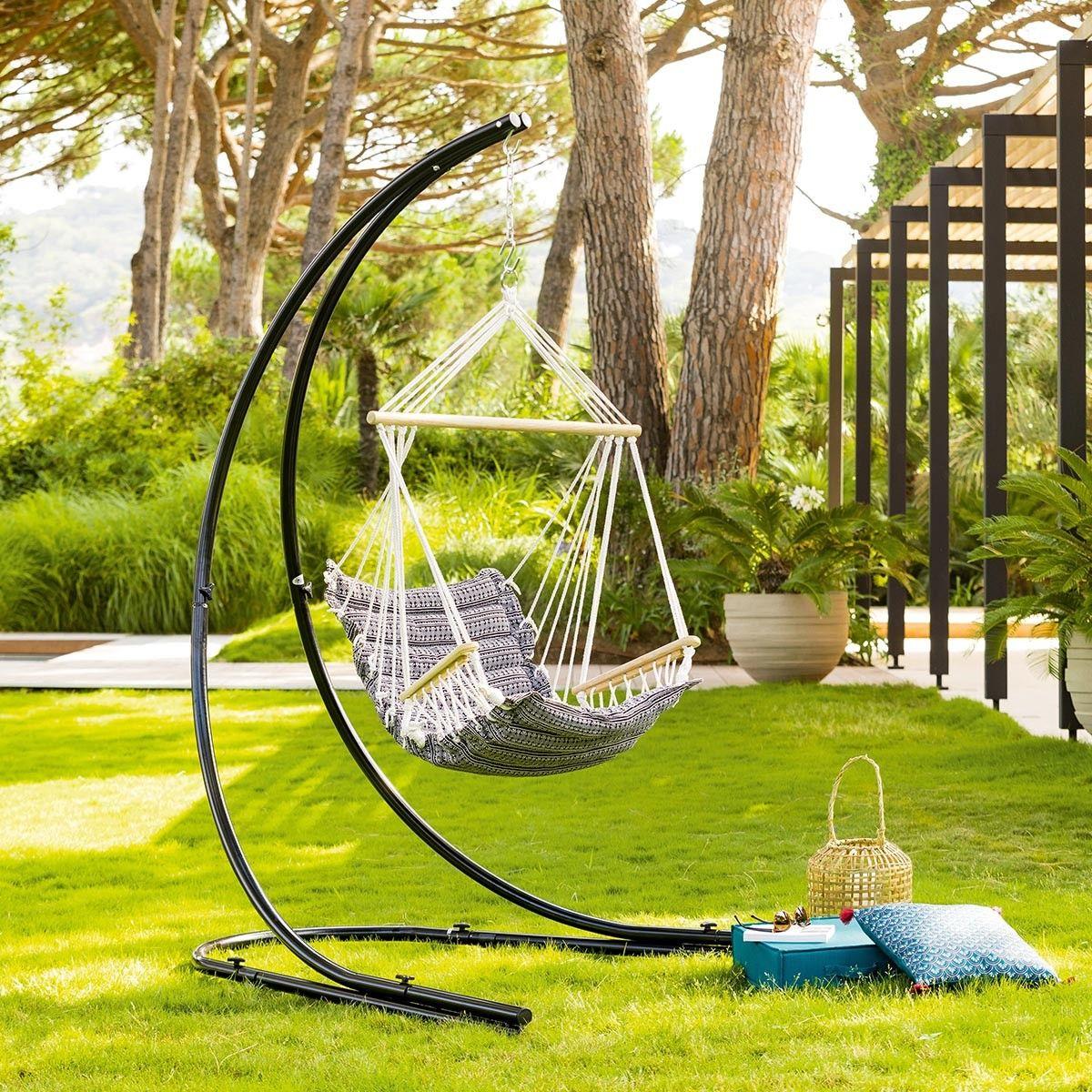 Detendez Vous Avec Exotisme Dans Votre Jardin Grace A La Chaise De