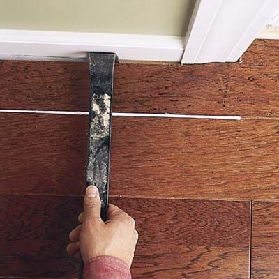 How To Install A Floating Engineered Wood Floor Engineered Wood Floors Laminate Flooring Diy Installing Laminate Flooring
