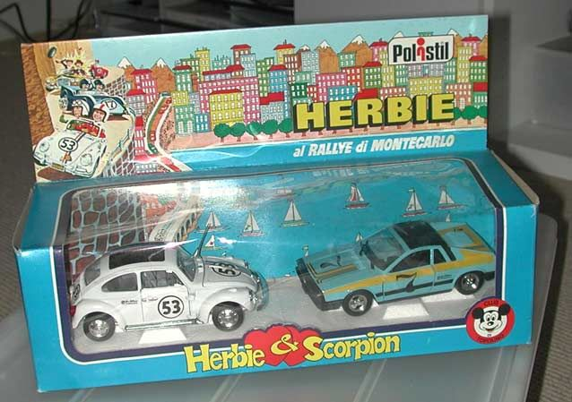 herbie the love bug car toy - find on E-bay (Old Toy) | BJ's