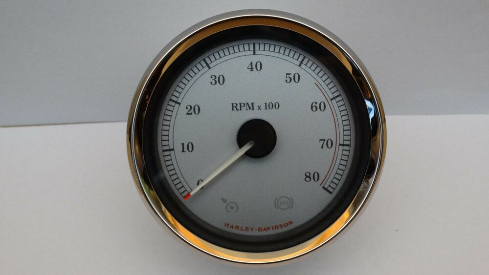 Harley Davidson Tachometer | Instruments and Gauges  Motorcycle