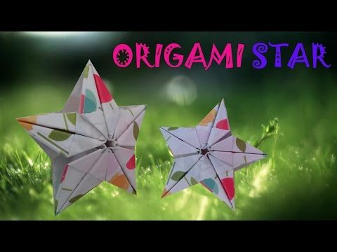 Photo of Origami 3D Star – Origami Easy