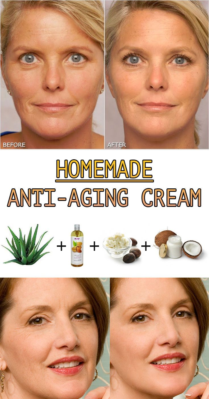 Homemade Anti Aging Cream Wifemommywoman Homemade Anti Aging Cream Anti Aging Skin Products Anti Aging Face Mask
