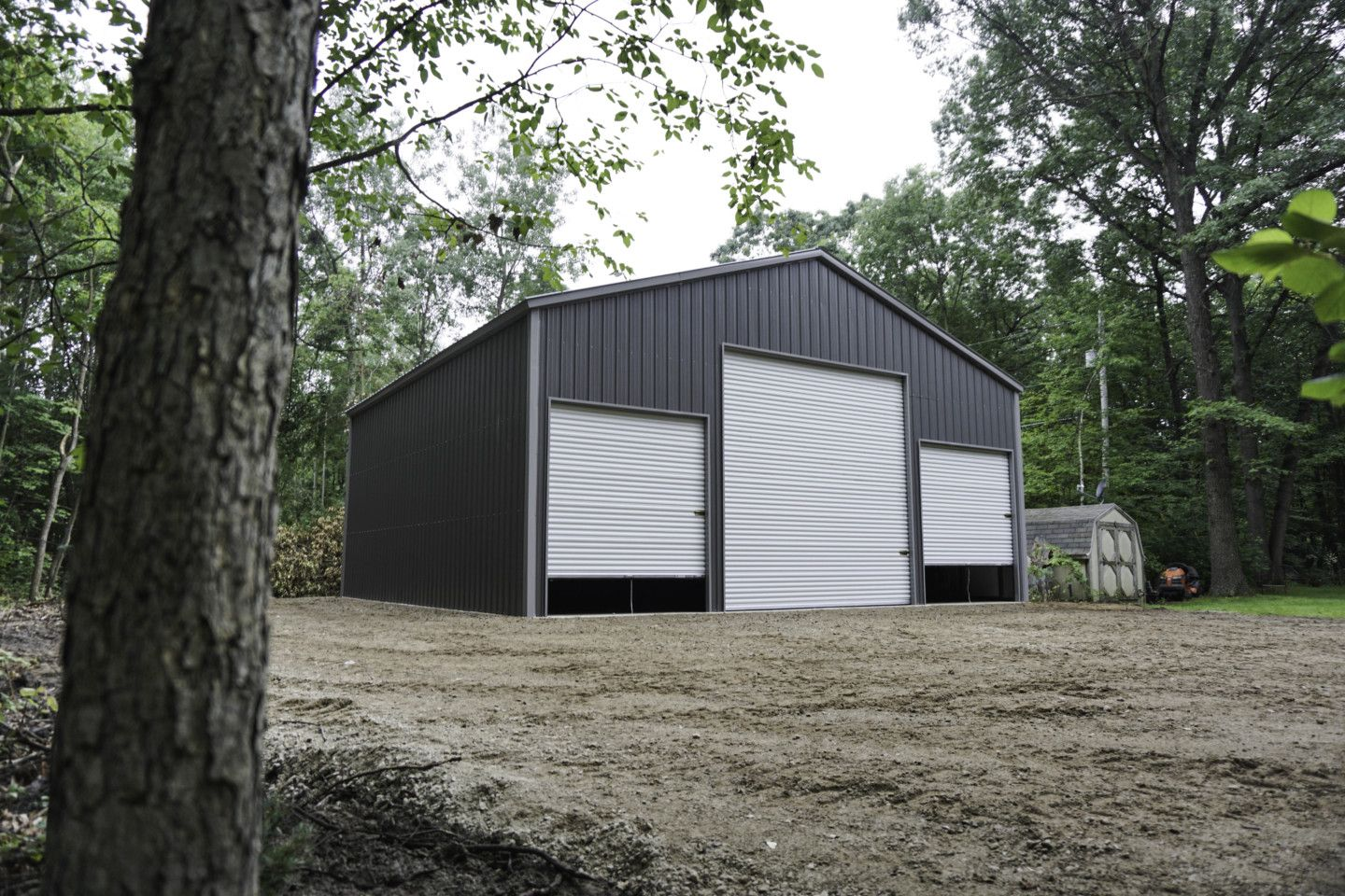 Metal Carports For Sale Midwest Steel Carports Garages More Barn Construction Building A Pole Barn Steel Buildings