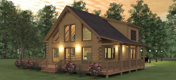 3 Bedroom Cabin Kit | Show Home Design