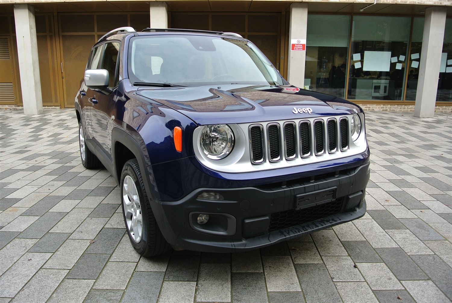 One Uk Owner From New 2017 Jeep Renegade 2 0 4x4 Automatic
