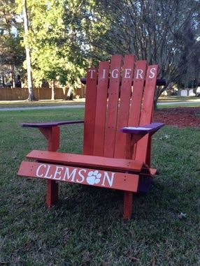 Clemson Adirondack Chair For Sale! Giant Babyu0027s Adirondack Chairs In  Summerville, ...