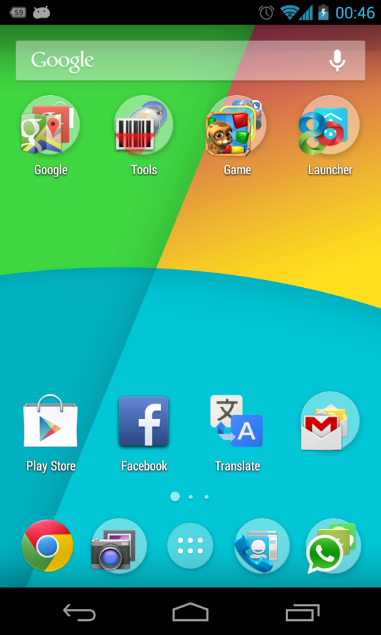 KitKat Launcher Prime v1.5.0 apk Requirements 4.0.3 and