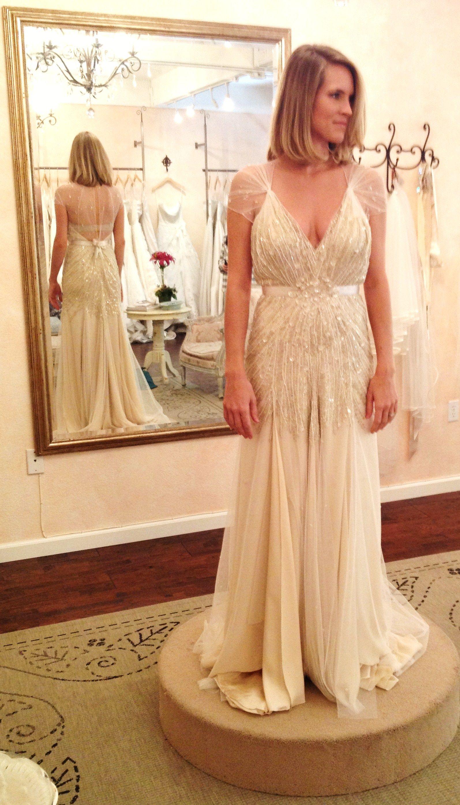 I Found THE Dress!! | Bridal Beauty | Pinterest | Jenny packham ...