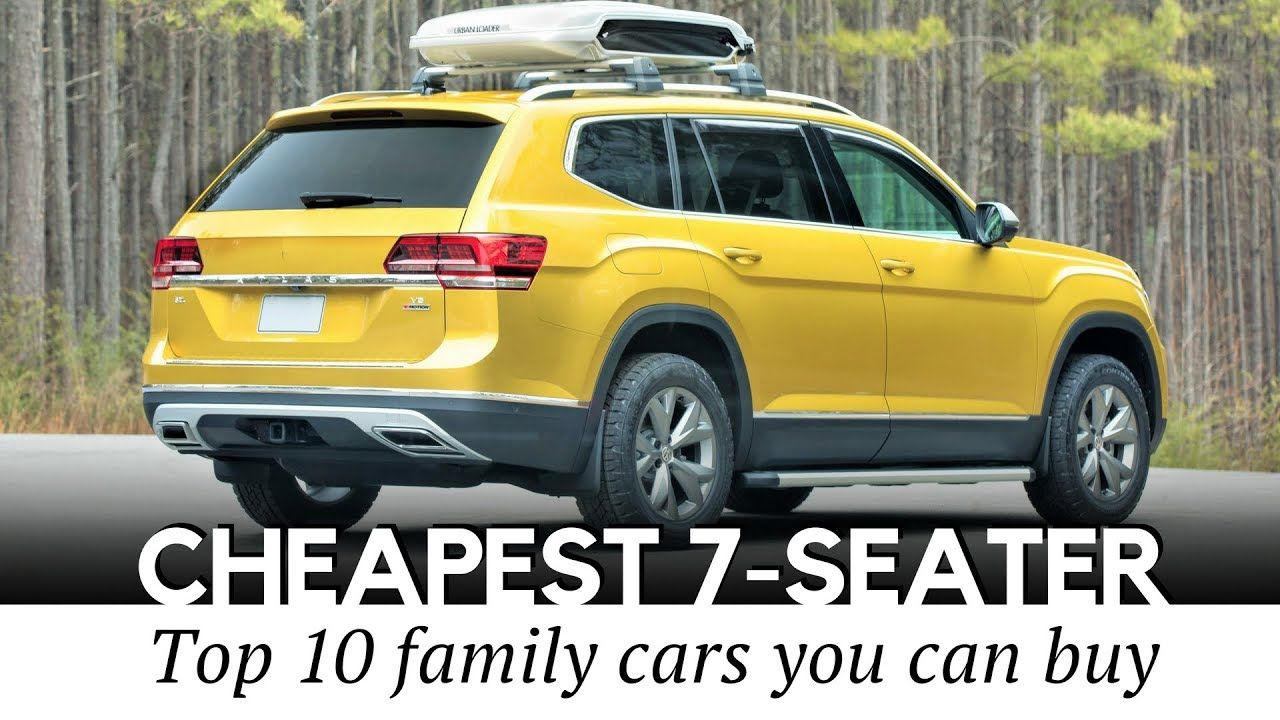 12 Cheapest 7Seater SUV Cars to Buy in 20182019